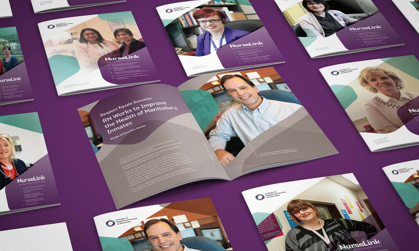 Open College of Registered Nurses of Manitoba annual report